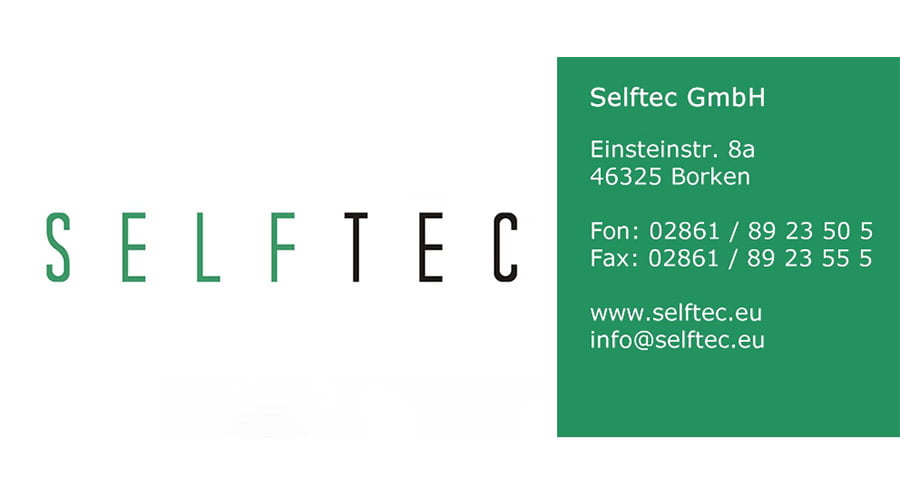 Selftec GmbH - used laboratory and analysis equipment