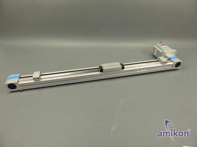Festo Zahnriemenachse EGC-70-600-TB-KF-50H-GK + Schrittmotor EMMS-ST-87-S-SE-G2