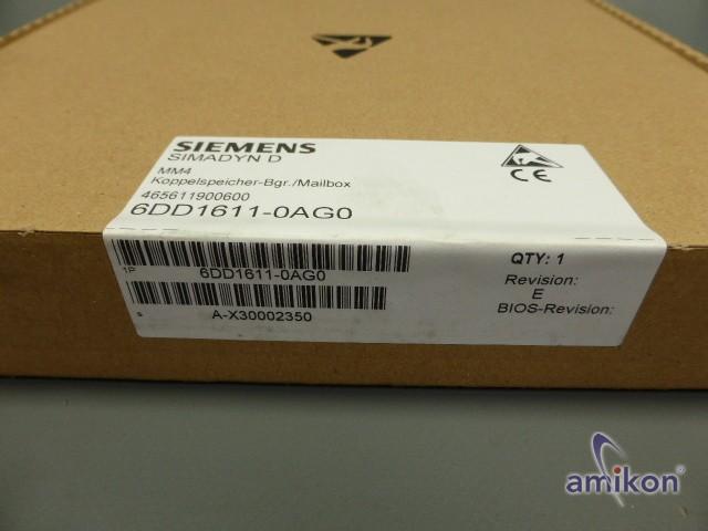 Siemens Simadyn D Koppelspeichermodul 6DD1611-0AG0 neu und versiegelt !  Hover