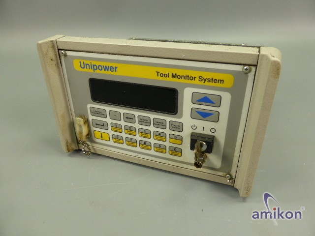 Unipower Motor Controller Tool Monitor System