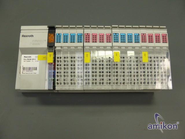Bosch Rexroth Inline-Buskoppler R-IL PB BK DP/V1 R911308486