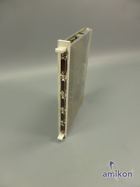 Siemens Simatic S5 Positionierbaugruppe WF723C 6FM1723-3CA11 Vers: A0