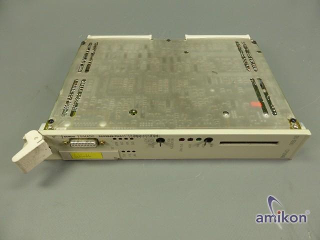 Siemens Simatic S5 Zentralbaugruppe CPU 6ES5948-3UA11 6ES59483UA11 E-Stand: 4  Hover