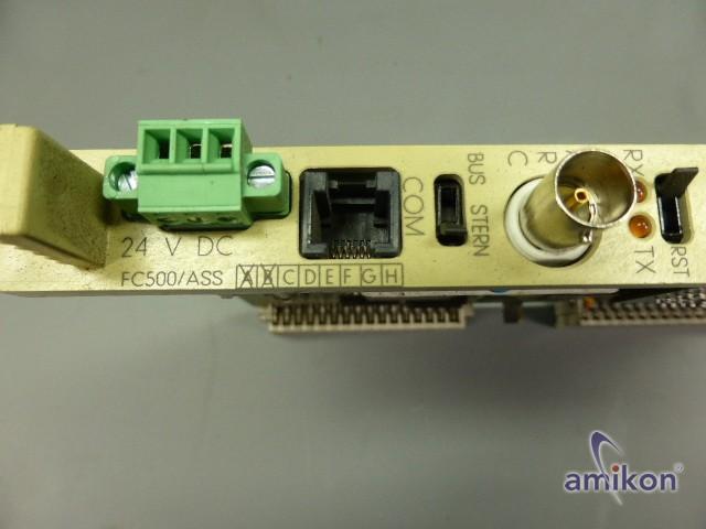 Digitronic Kommunikationsprozessor FC500/ASS FC 500/ASS E-Stand:B  Hover