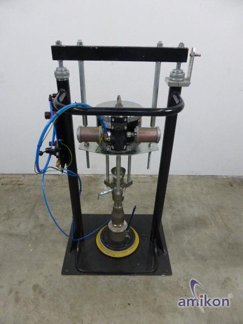 Clemco Versorgungssystem Entlader für Umgebungsdichtstoffe BI 96706