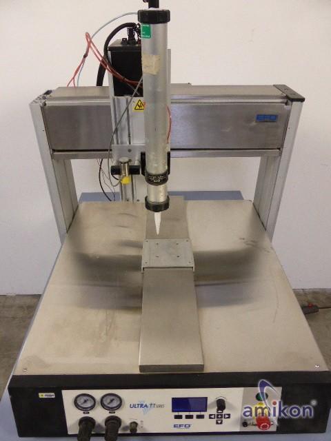 Nordson EFD vollautomatische Dosiergerät 525 Ultra TT Dispenser