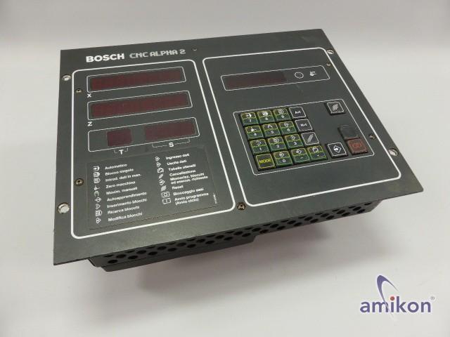 Bosch CNC ALPHA ALP 2 Komplettgerät