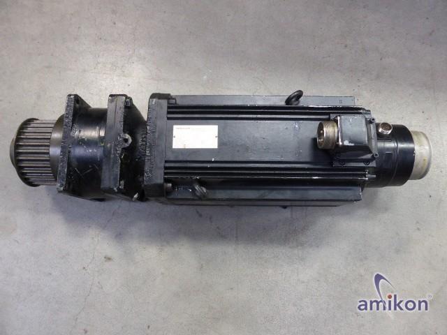 Indramat Permanentmagnet-Drehstromservomotor 112C-1-ED-4C/130-A-1/WI5221X