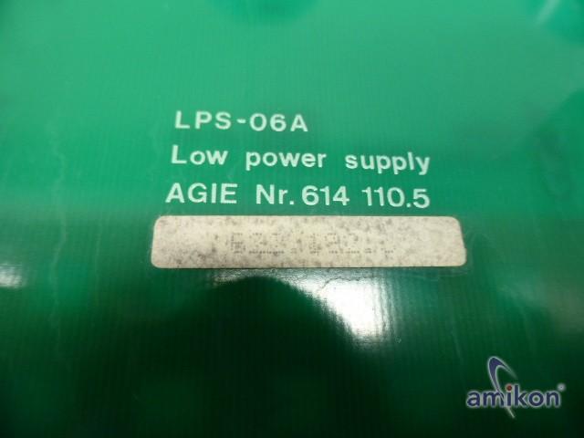 Agie Stromversorgung Lps 06a 6141105 Elektromaterial