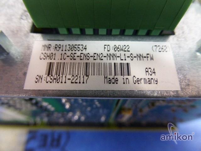 Bosch-Rexroth IndraDrive CSH01.1C-SE-ENS-ENS-NNN-L1-S-NN-FW neu !  Hover