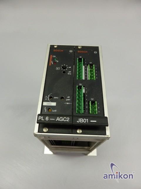 Bosch Verstärkerplatine JB 01 0811405071 mit Ventilverstärker PL6 0811405066