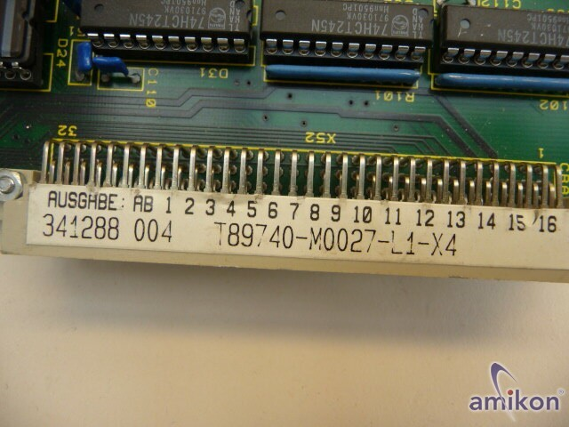 Siemens Simadyn 6DD7040-1AA00 IO4SMA Empfänger Modul  Hover