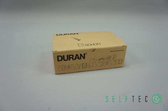 SCHOTT DURAN Abdampfschalen 60 mm 2130134 10 Stück – Bild 1