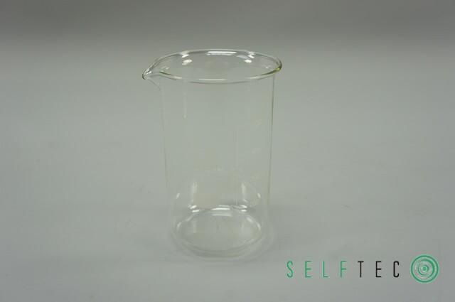 SCHOTT DURAN Becherglas 600 ml 3 Stück 2111648 – Bild 1