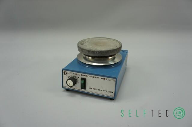 IKA-Combitherm HCT Heizplatte 600 Watt 350°C – Bild 1