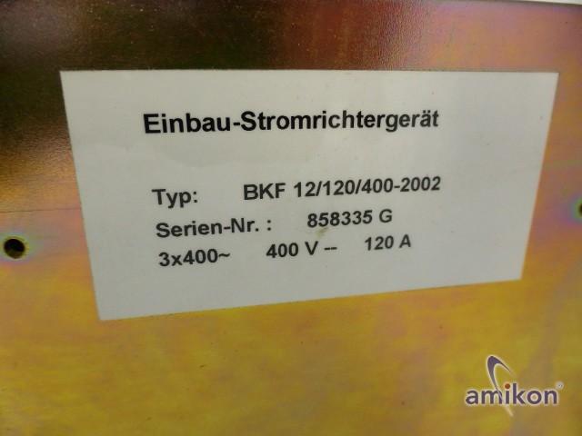 Baumüller Einbau-Stromrichtergerät BKF 12/120/400-2002  Hover