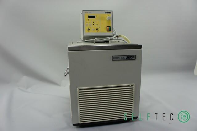 Lauda RC 20 CS Kryostat Compact-Kältethermostat – Bild 1
