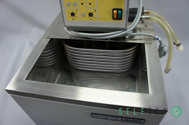 Lauda RC 20 CS Kryostat Compact-Kältethermostat – Bild 4