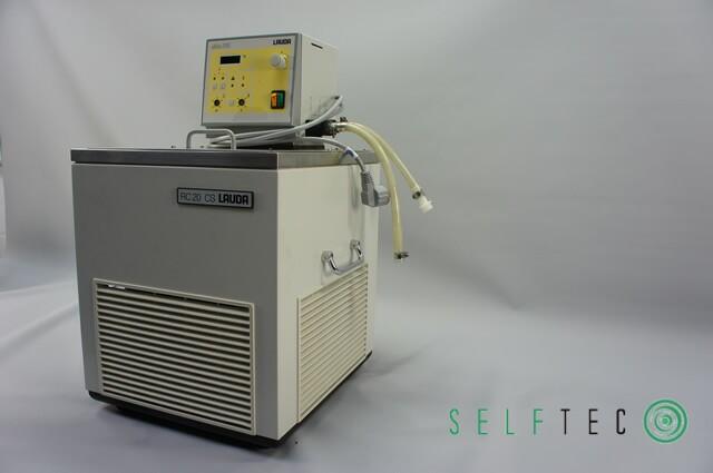Lauda RC 20 CS Kryostat Compact-Kältethermostat – Bild 5