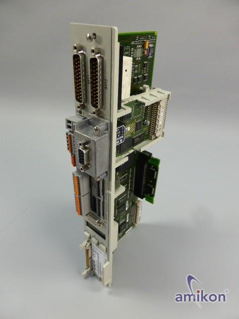 Siemens Simodrive 611 Regelungseinschub 6SN1118-0NJ01-0AA1 Version: F