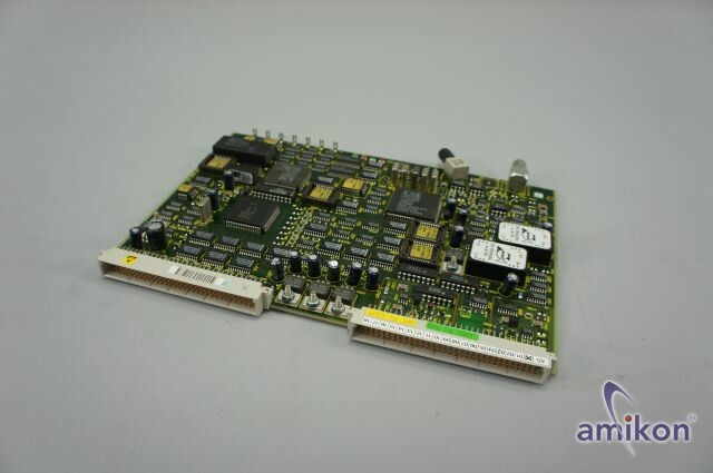 Siemens D10 Board 97 54 193 X1989 D10 E6  Hover