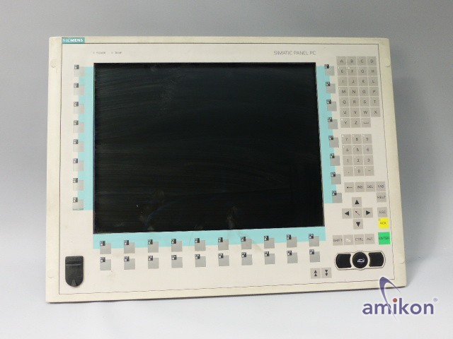 "Siemens Simatic  Panel 15"" Panelsystem Panel Series P9 A5E00305405"