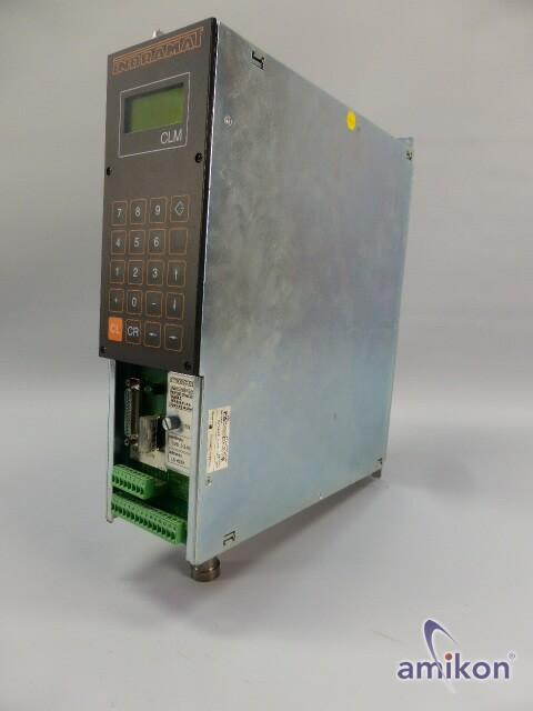 Indramat Servo Drive FWA-CLM1.3-LM1-03VRS-MS FWA CLM1.3 LM1 03VRS MS