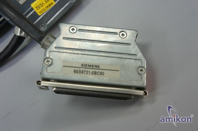 Siemens Simatic S5 Steckleitung 6ES5721-0BC50  Hover