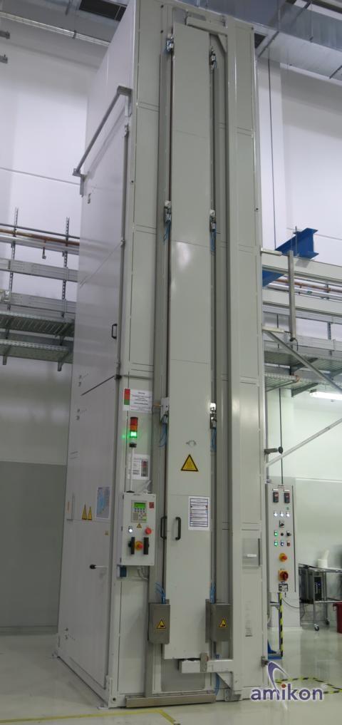 Eliog-kelvitherm Industrieofen Aushärteofen TC 21 Typ: KU00/65-12-12