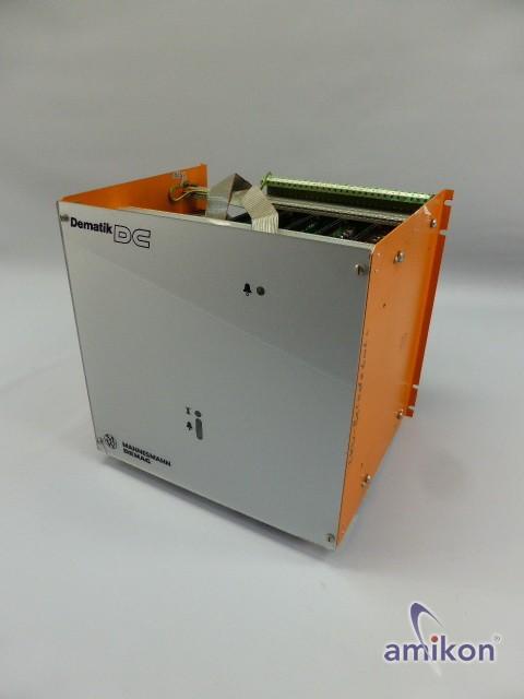 Mannesmann Demag Stromrichtergerät DBV380Z028D30 DBV 380Z028D30