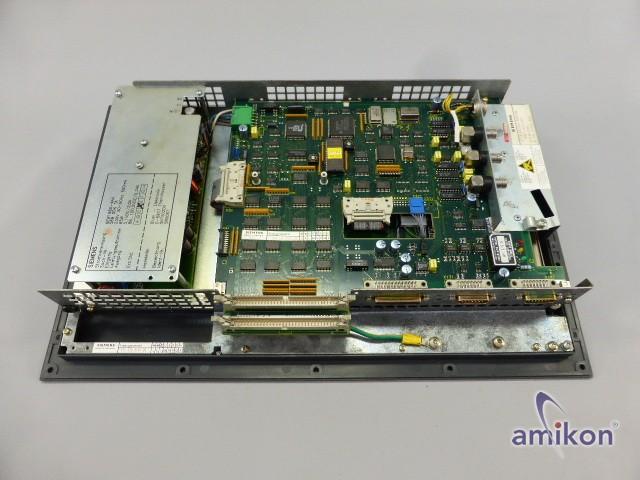 Siemens Sinumerik Flachbedientafel  6FC5103-0AB02-0AA0 Version: C  Hover