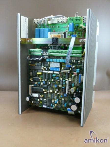 Siemens Simovert-P Pulsumrichter Typ: D380 D380/10 6SE1107-4AA0