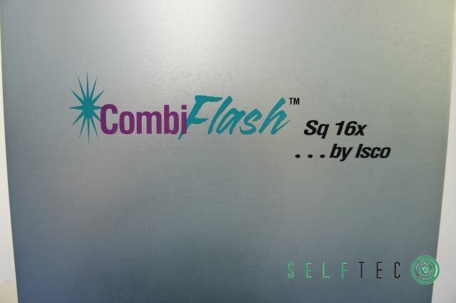 Isco Combiflash SQ16x Sq 16 x Chromatographie-System – Bild 5