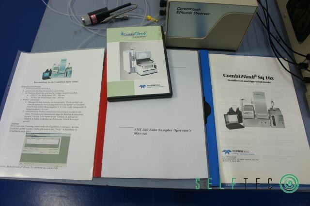 Isco Combiflash SQ16x Sq 16 x Chromatographie-System – Bild 10