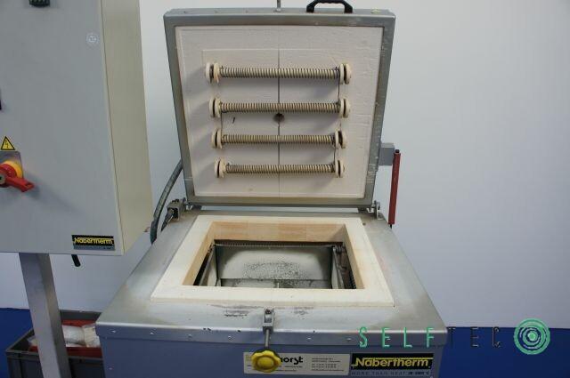 Nabertherm Anlassofen Ofen S 125/GS Tmax: 900 °C – Bild 3