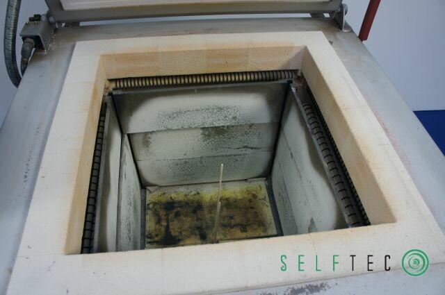 Nabertherm Anlassofen Ofen S 125/GS Tmax: 900 °C – Bild 4