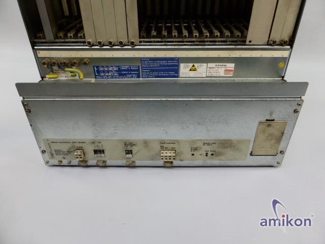 Siemens Sinumerik Rack 6FC3521-0AA mit Sinumerik Stromversorgung  Hover