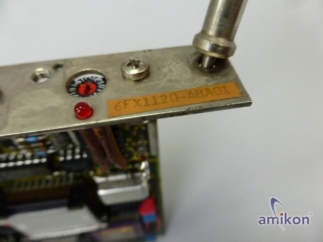 Siemens Sinumerik 850 COM-CPU 6FX1120-4BA01  Hover