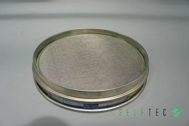 Retsch Analysensieb Prüfsieb 355 µm Maschenweite Durchmesser 20cm – Bild 2