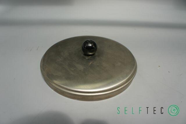 Analysensieb Prüfsieb Deckel Abdeckung Durchmesser 20cm – Bild 1