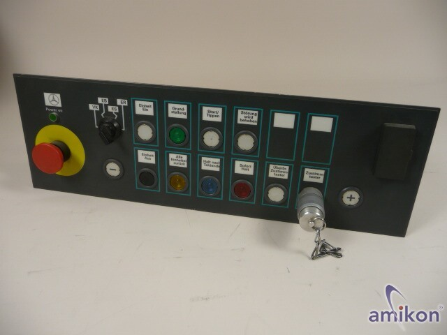 Siemens Sinumerik Push Button Panel 6FC5203-0AD22-0AA0