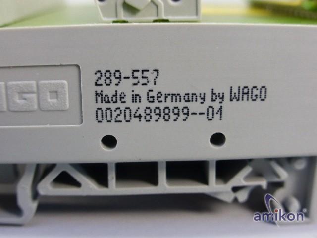 Wago Interface Module 289-557  Hover