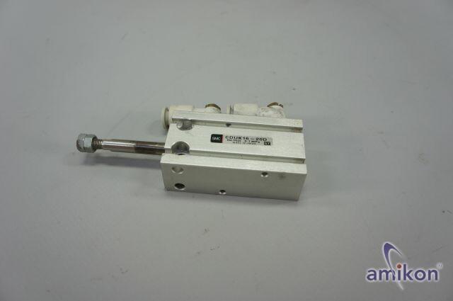 SMC Kompaktzylinder CDUK16-20D