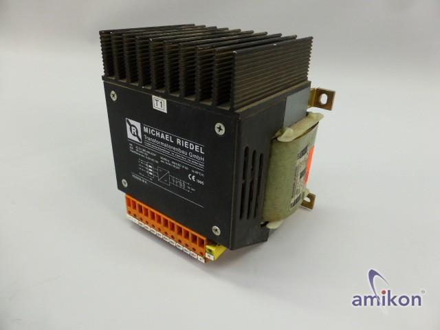 Michael Riedel Dreiphasen Kompakt-Gleichrichter-Transformatoren RDRKN 16 K