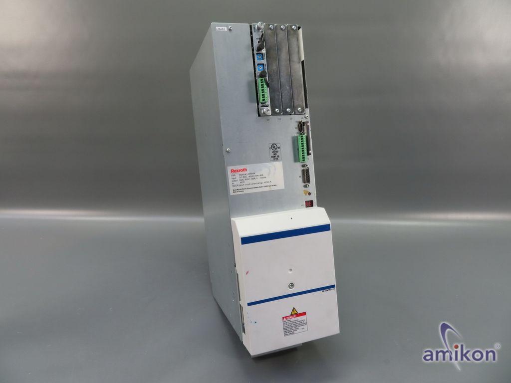 Indramat Servo Controller HDS04.2-W200N-HS12-01-FW FWA-DIAX04-ELS-05VRS-MS