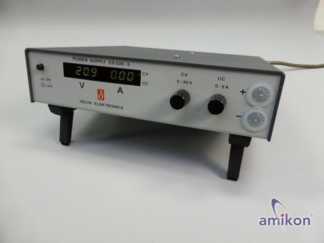 Delta Elektronika Stromversorgung Labornetzteil ES 030-5