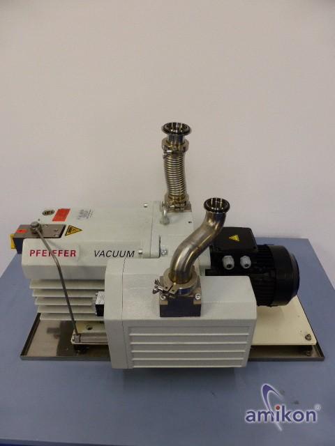 Pfeiffer DUO 65 Zweistufige Hochleistungs-Drehschieberpumpe PK D46 642