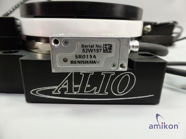 Renishaw Signum Winkelmess-System SR015A Si-NN-0040 mit Alio Rotationstisch  Hover