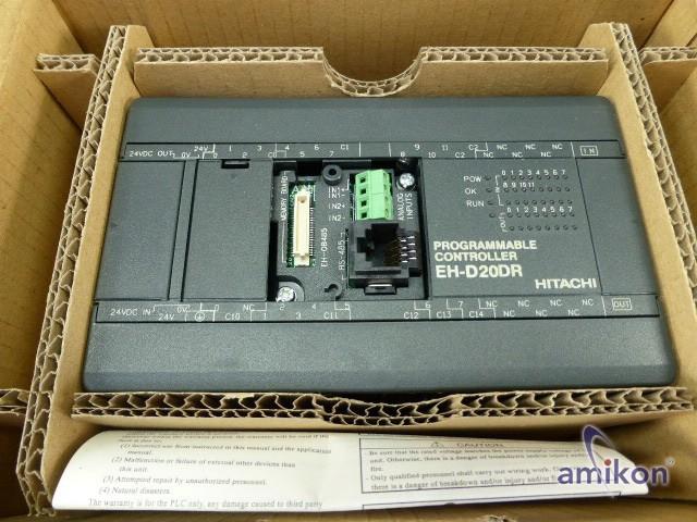 Hitachi SPS Micro Speicherprogrammierbare Steuerung EH-D20DR