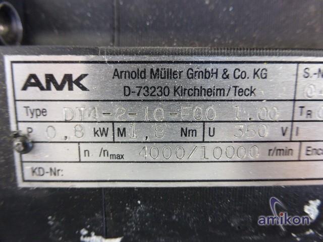AMK Servomotor DT4-2-10-FOO 1.00  Hover